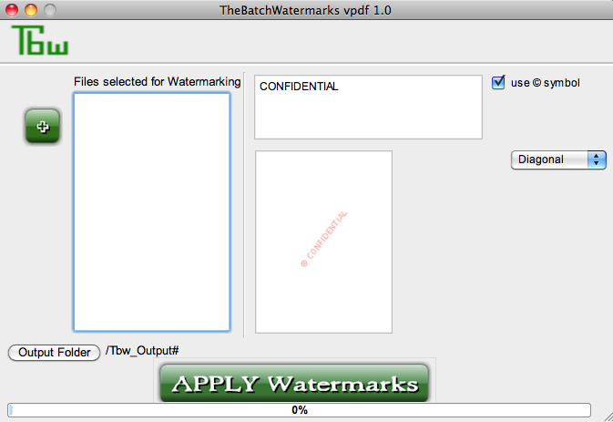 pdf watermark mac win screenshot